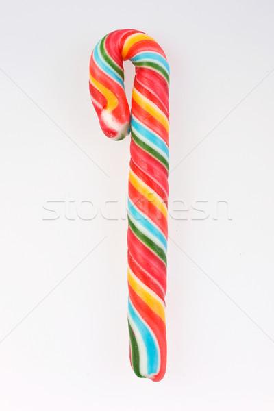 キャンディ クリスマス 食品 赤 ギフト ストックフォト © dukibu