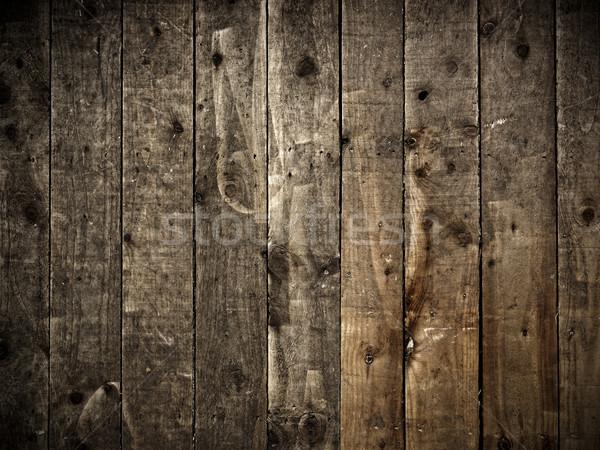 Wooden wall background Stock photo © dutourdumonde