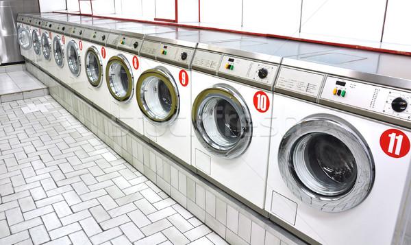 洗濯 ビジネス サービス クリーン ストックフォト © dutourdumonde