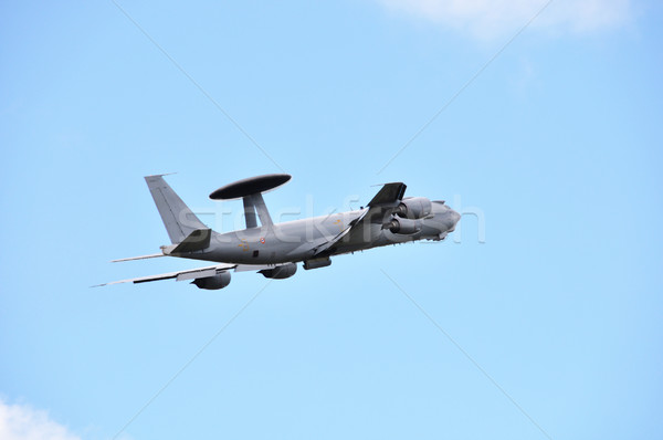 A French AWACS Stock photo © dutourdumonde