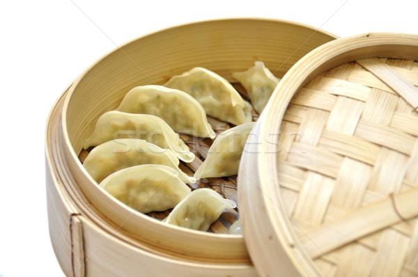 Dumplings Stock photo © dutourdumonde