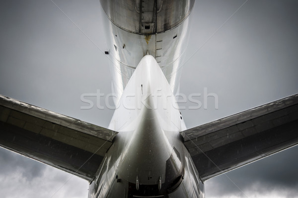 Airplane tail Stock photo © dutourdumonde