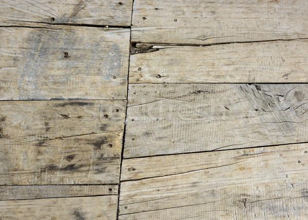 Old parquet texture Stock photo © dutourdumonde