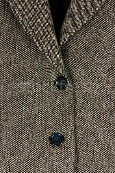 Tweed suit Stock photo © dutourdumonde