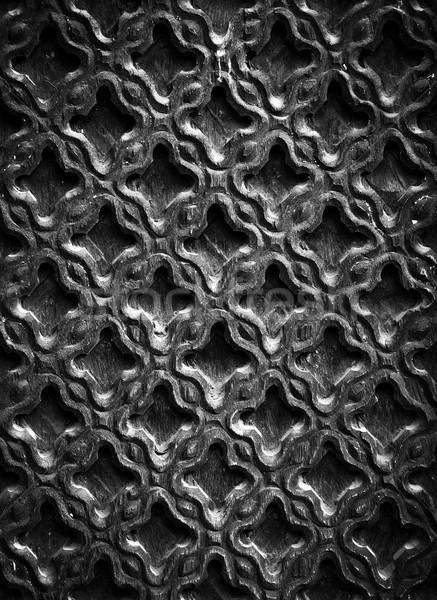 Carved wood texture Stock photo © dutourdumonde