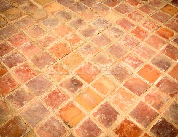 Tiled floor Stock photo © dutourdumonde