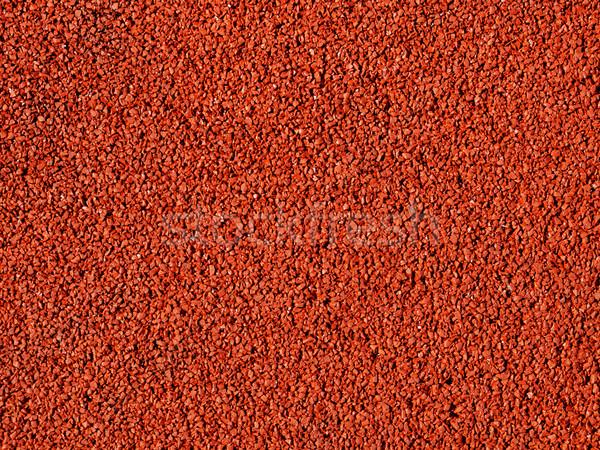 Red macadam floor Stock photo © dutourdumonde
