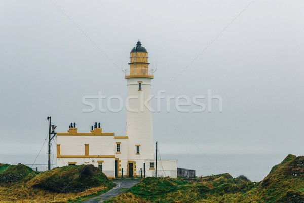 Turnberry lighthouse in Scotland Stock photo © dutourdumonde
