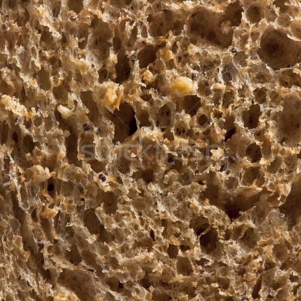 Teljeskiőrlésű kenyér közelkép tér fotózás étel Stock fotó © dutourdumonde