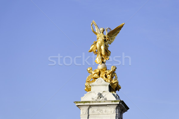 Victoria memorial in London Stock photo © dutourdumonde
