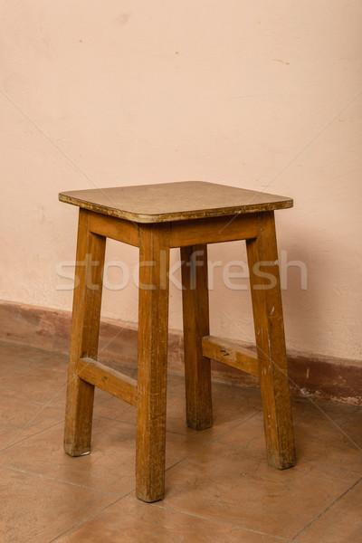 Wood stood Stock photo © dutourdumonde
