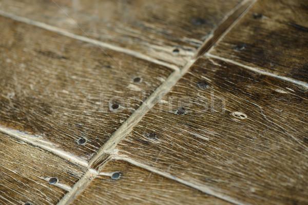 Old parquet Stock photo © dutourdumonde