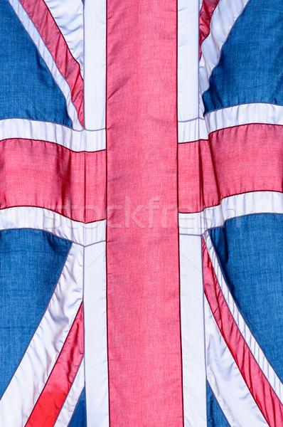 Union jack bandeira cor europa país inglaterra Foto stock © dutourdumonde