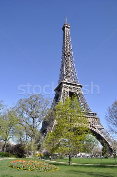 The Eiffel Tower Stock photo © dutourdumonde