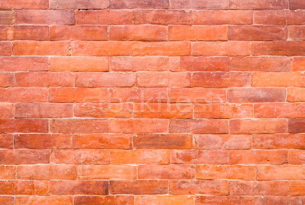 Glazed brick wall texture Stock photo © dutourdumonde