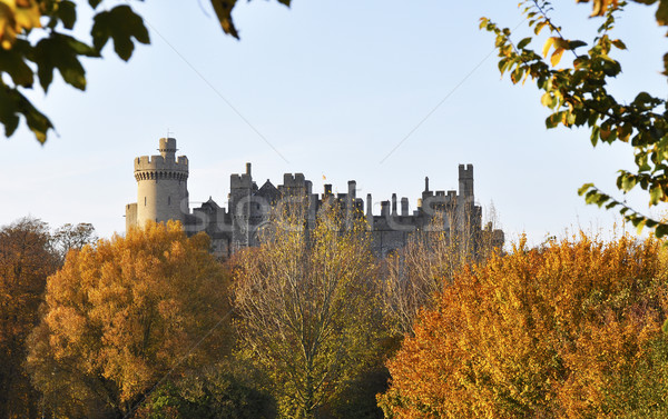 Arundel castle Stock photo © dutourdumonde