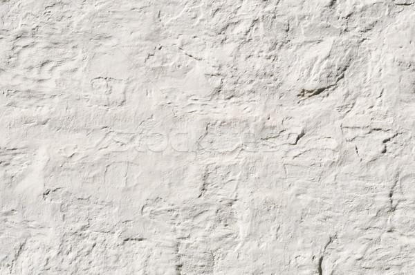 Stok fotoğraf: Beyaz · duvar · doku · mükemmel · soyut · arka · plan
