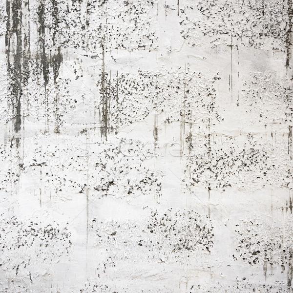 Brudne biały ściany tekstury streszczenie tle Zdjęcia stock © dutourdumonde