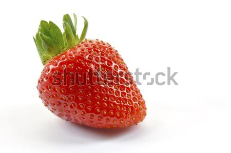 Strawberry Stock photo © dutourdumonde