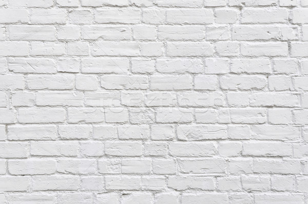 White brick wall Stock photo © dutourdumonde