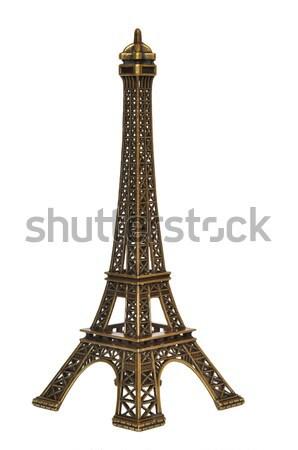 Eiffel Tower replica Stock photo © dutourdumonde