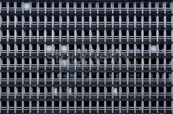 Ofis binası Bina şehir inşaat Stok fotoğraf © dutourdumonde