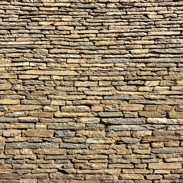 Stone wall Stock photo © dutourdumonde