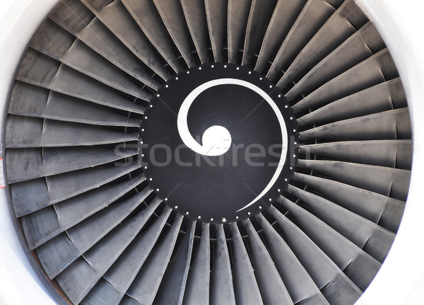 A jet reactor Stock photo © dutourdumonde