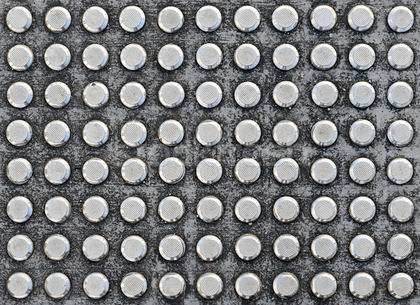 Tactile paving texture Stock photo © dutourdumonde