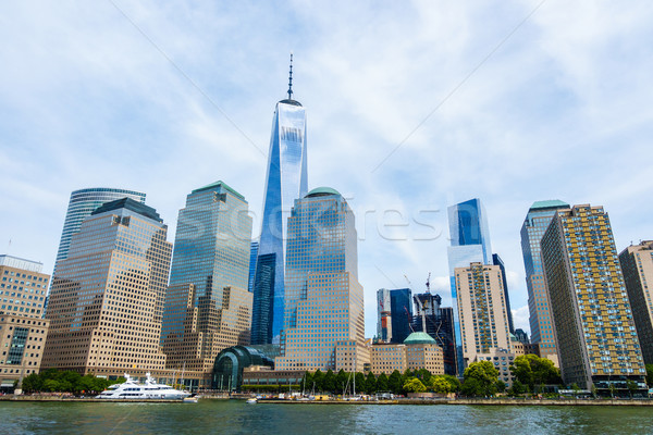 Abbassare Manhattan nuovo città USA uno Foto d'archivio © dutourdumonde