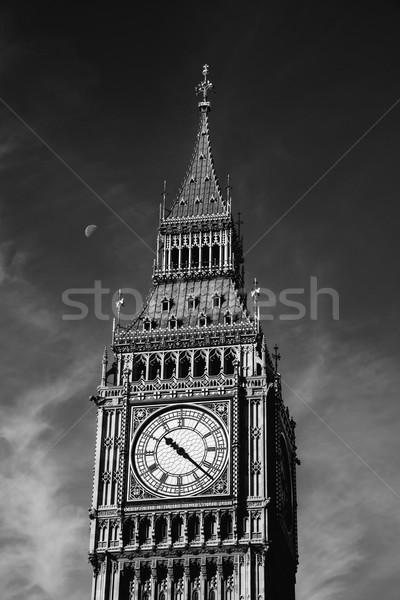 The Clock Tower in London, UK Stock photo © dutourdumonde