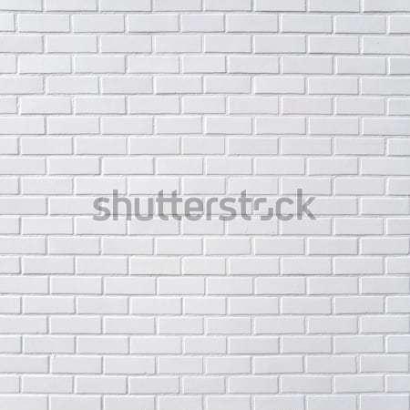 белый кирпичная стена квадратный фотографии текстуры здании Сток-фото © dutourdumonde