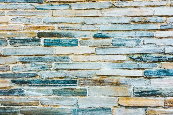 Stone wall texture Stock photo © dutourdumonde