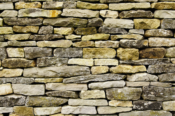 Muro di pietra vecchio costruzione abstract sfondo rock Foto d'archivio © dutourdumonde