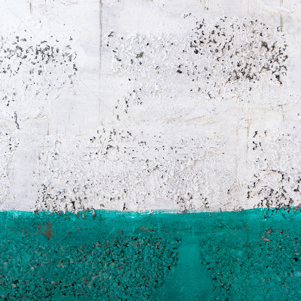 Green and white wall texture Stock photo © dutourdumonde