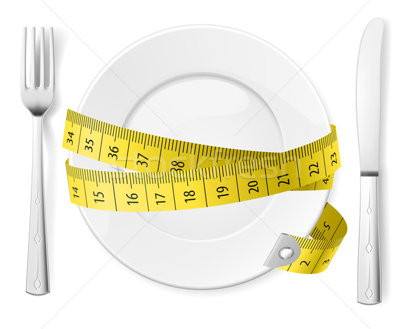 Diet concept Stock photo © dvarg