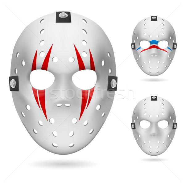 Hockey mask Stock photo © dvarg