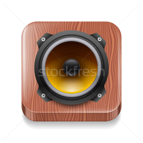 Sound icon Stock photo © dvarg