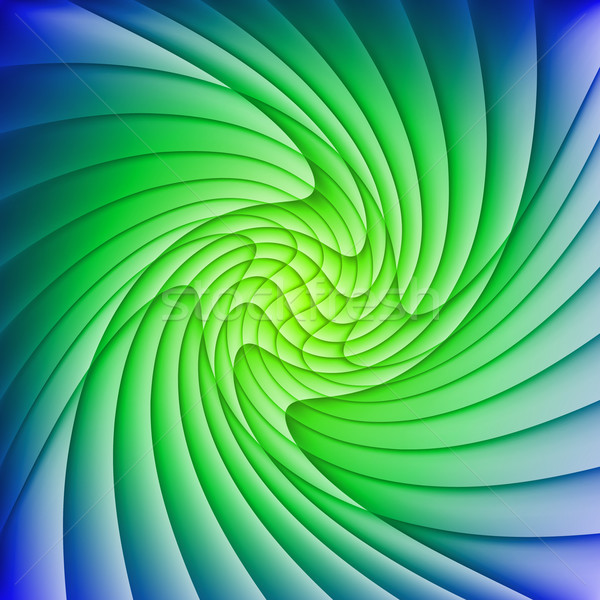 Abstract green and blue background Stock photo © dvarg