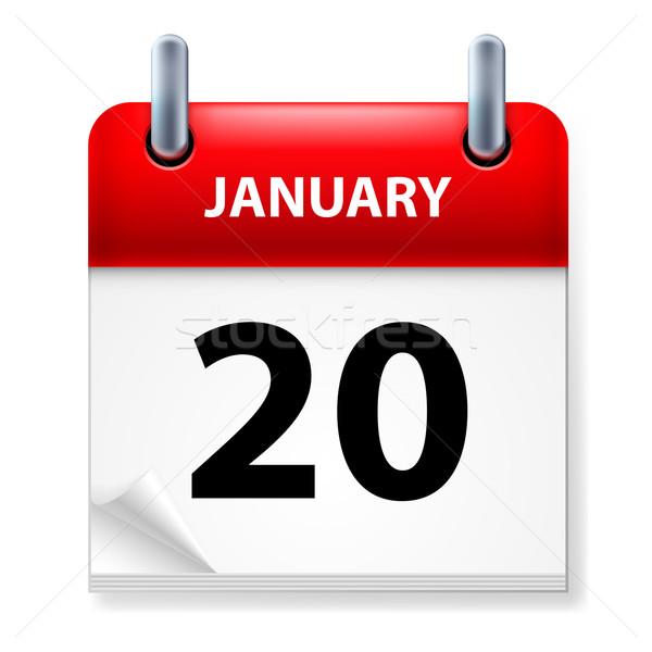 Calendar Stock photo © dvarg