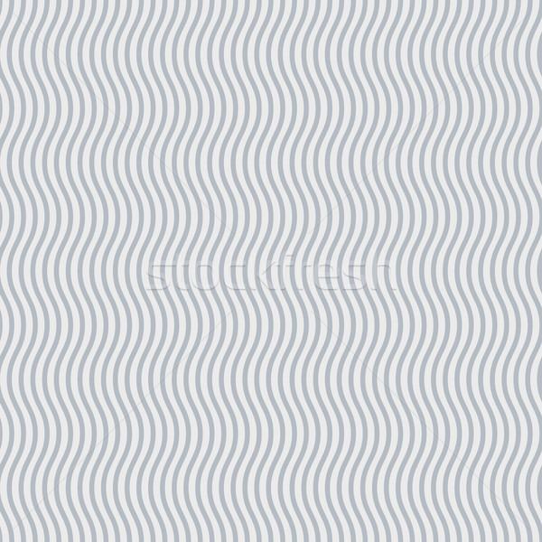 波状の 行 抽象的な グレー 白 壁紙 ストックフォト © dvarg