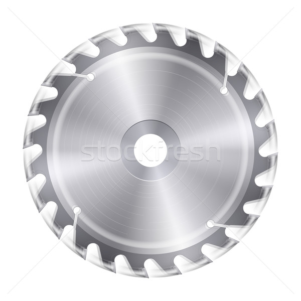 Rotating saw Stock photo © dvarg