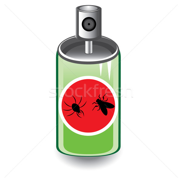 Insect spray Stock photo © dvarg