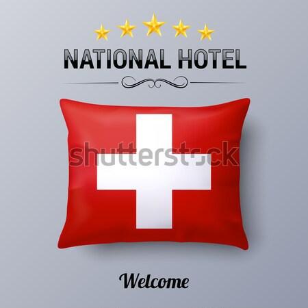 Heart icon of Tonga Stock photo © dvarg