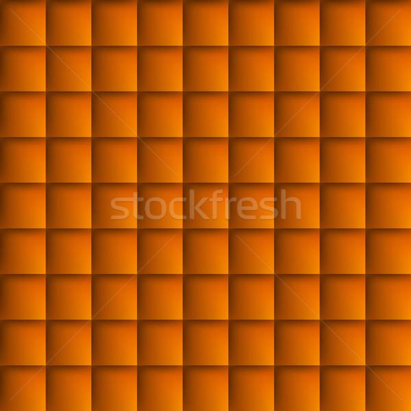 Streszczenie taflowy pomarańczowy tekstury Zdjęcia stock © dvarg