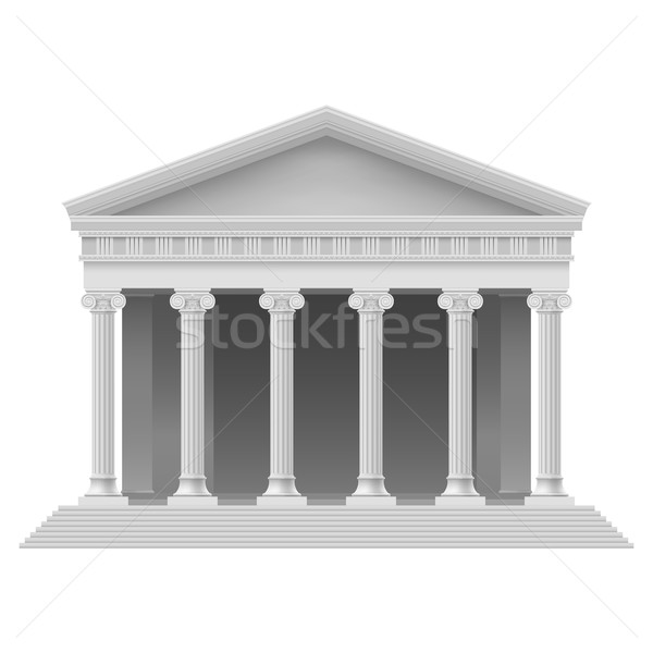 Architectural element Stock photo © dvarg