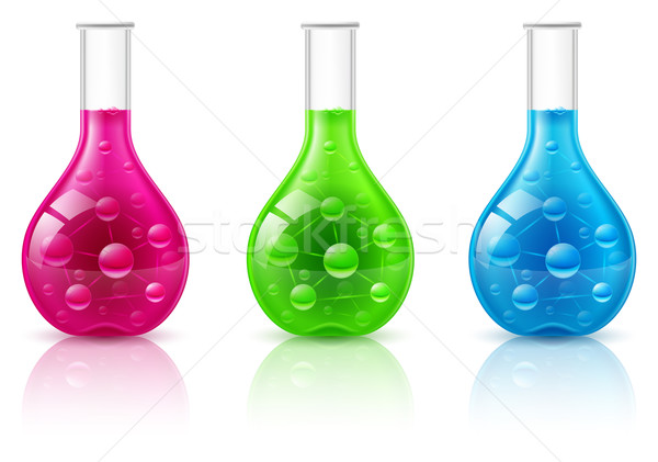 Test tube Stock photo © dvarg