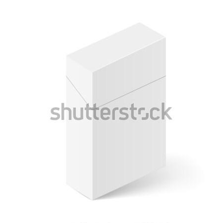 White box Stock photo © dvarg