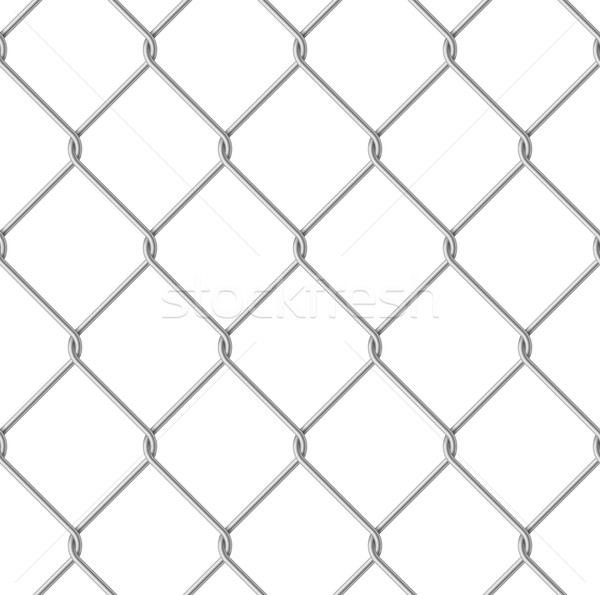 Wire fence Stock photo © dvarg