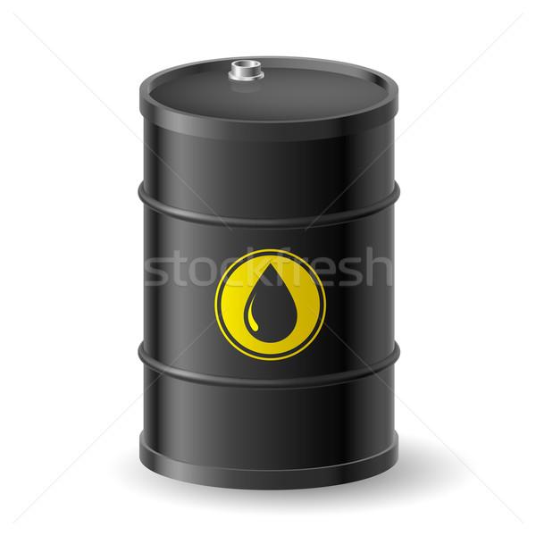Oil Barrel Stock photo © dvarg